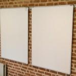 Flex tavle whiteboard opslag