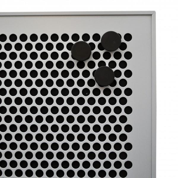 Pinmag sølvgrå 90x120 -1